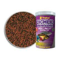 Tropical cichlid omnivore small pellet pokarm dla pielęgnic