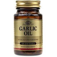 Kapsułki Solgar Olej Czosnkowy 1 mg - 100 kapsułek
