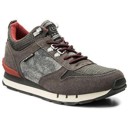 Sneakersy - 321-30803-1400-1500 grey, Bugatti, 43-45