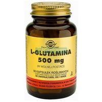 SOLGAR L-Glutamina 50 Kapsułek (033984013209)