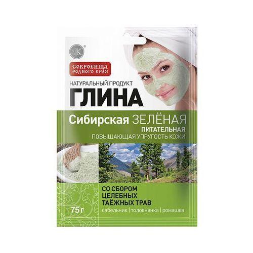 Glinka Syberyjska Zielona Odżywcza 75g, BS FK