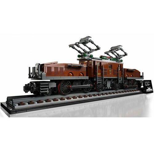 Lego CREATOR Zestaw expert lokomotywa krokodyl 10277