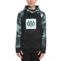 bluza 686 - Cora Bonded Flc Pullover Crystl Green Camorose (CLGR) rozmiar: S