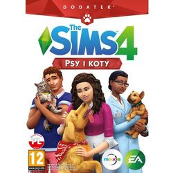 The Sims 4 Psy i Koty (PC)