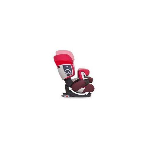 cybex fotelik pallas 2 fix 2017 rumba red cybex silver. Black Bedroom Furniture Sets. Home Design Ideas