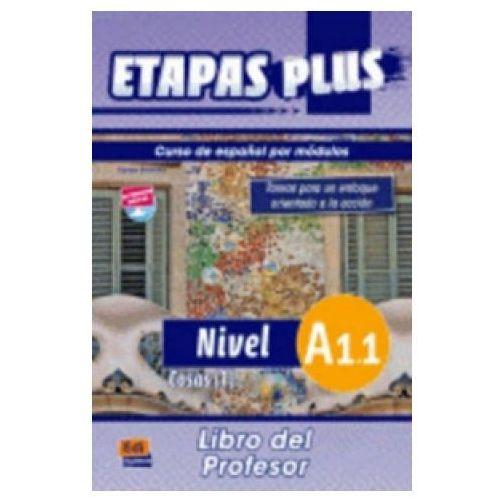 Etapas Plus A1. 1 przewodnik metodyczny, praca zbiorowa