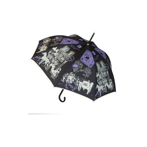 "Gdj parasol damski notre dame"" i noir"", Guy de jean"
