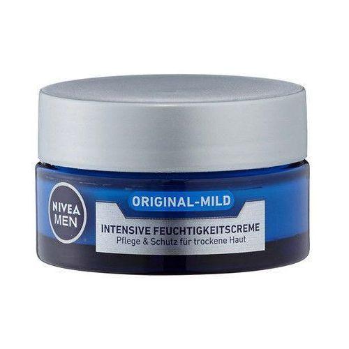 Nivea men intensive moisturising cream 50ml m krem do twarzy do skóry suchej