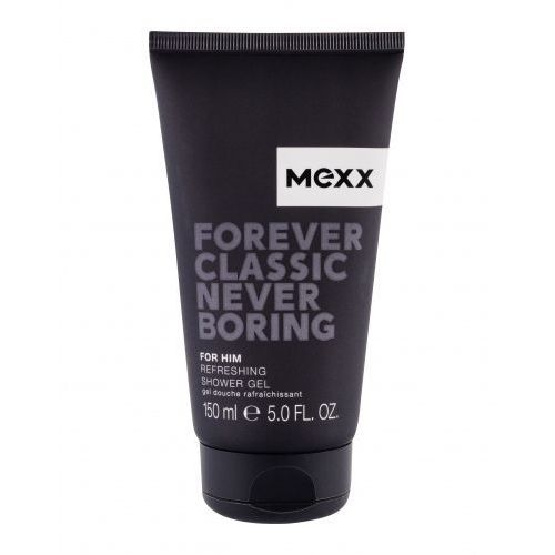 Mexx forever classic never boring żel pod prysznic 150 ml dla mężczyzn - Super upust