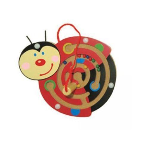 Biedronka, zabawka magnetyczna - marki Brimarex - 4