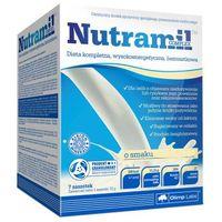 NUTRAMIL Complex 72g x 7 saszetek smak neutralny + 2 saszetki Nutramil complex smak waniliowy GRATIS!