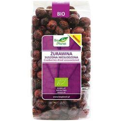 Zdrowa żywność  BIO PLANET - seria FIOLETOWA (owoce suszone)