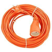 Przedłużacz pomarańczowy 20m 2x1mm2, ip20  marki Proline