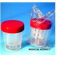 Pojemnik do analiz moczu sterylny 100ml, 16-02-13