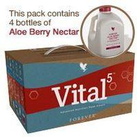 VITAL 5 z Forever Aloe Berry Nectar