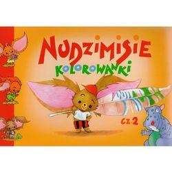 Kłos-milewska agnieszka Nudzimisie. kolorowanka. część 2 + zakładka do książki gratis