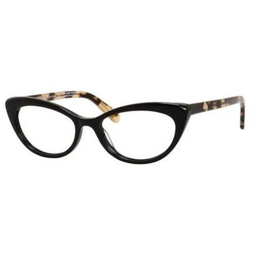 Okulary Korekcyjne Kate Spade Analena 0807 00