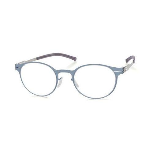 Ic! berlin Okulary korekcyjne m1274 125 foxweg taubenblau