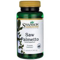 Swanson Saw Palmetto 540 mg 100 kapsułek - 100 kapsułek (0087614019093)
