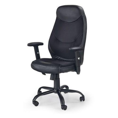 Halmar Fotel pracowniczy georg czarny