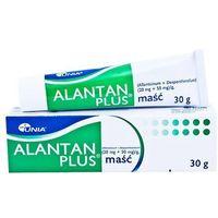 Maść Alantan Plus maść 30 g