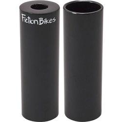 Fiction Pegi do hulajnogi - ocel freestyle bmx black (black) rozmiar: 2ks