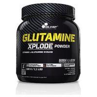 Olimp Sport Glutamina Xplode Powder - Cytryna, 500 g - Cytrynowy