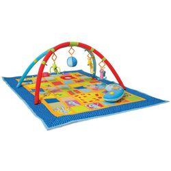 mata edukacyjna z pałąkami - 100 x 150 cm marki Taf toys