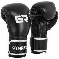 Rękawice bokserskie - 14 oz - czarne