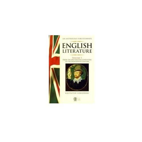 English Literature An Anthology for Students 1 (512 str.)