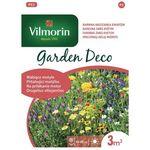 Kwiaty wabiące motyle: Powój, Len trwały, Złocień 6g Garden Deco