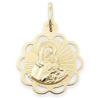 Medalik z wizerunkiem matki bożej - 48570 marki Węc-twój jubiler