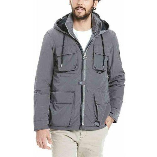 Bench - utility jacket dark grey (gy048) rozmiar: m