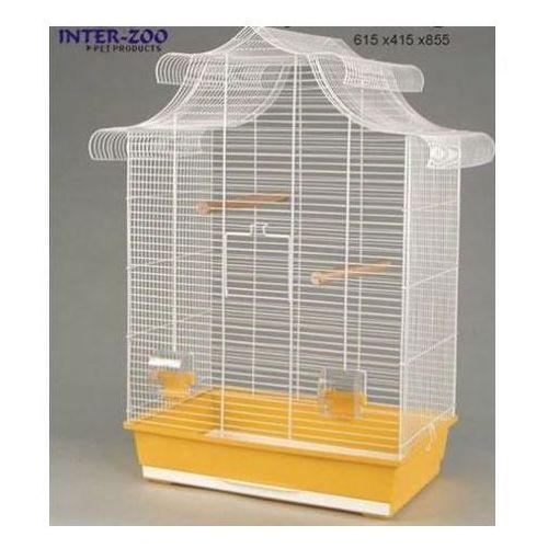 Inter-zoo amadyna chromowana klatka dla ptaków marki Inter zoo