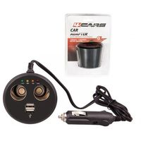 4cars adapter 12v s usb (8586017590793)
