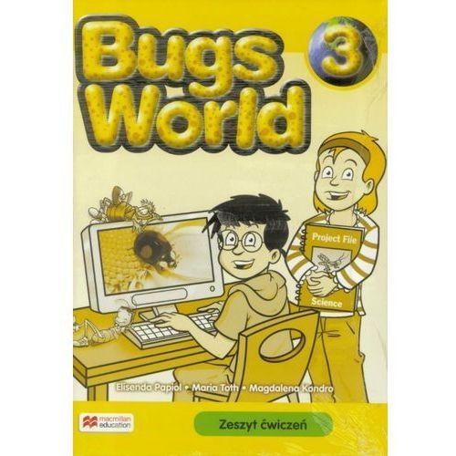 Bugs World 3 Zeszyt ćwiczeń (do wersji wieloletniej) - Praca zbiorowa (96 str.)