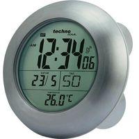 Zegar ścienny cyfrowy Techno Line WT 3000 Sterowany radiowo, (SxG) 17.2 cm x 5.4 cm
