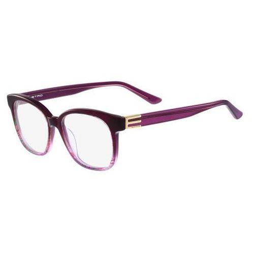 Okulary korekcyjne et 2606 538 Etro