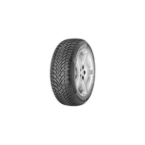 Contiwintercontact Ts 850 19565 R14 89 T Continental Opinie
