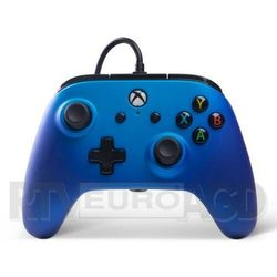 PowerA Xbox One Enhanced Sapphire Fade, 1506684-02