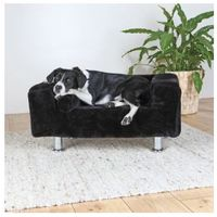 Sofa dla psa w kolorze czarnym, TX-37941