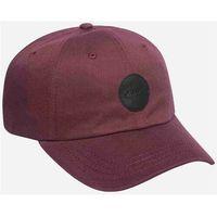 czapka z daszkiem REELL - Dad Cap Cotton Twill Aubergine (AUBERGINE)