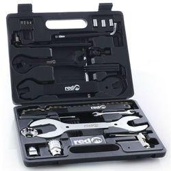 Red Cycling Products Toolbox Skrzynia z narzędziami 33 części 2019 Zestawy narzędzi