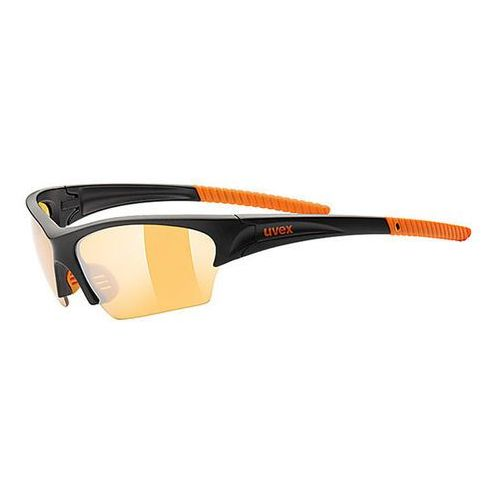 Uvex Okulary sunsation black mat orange (2010000358801)