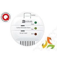 Sygnalizator, czujnik czadu bateryjny cd-50b8 - el home marki Eura-tech