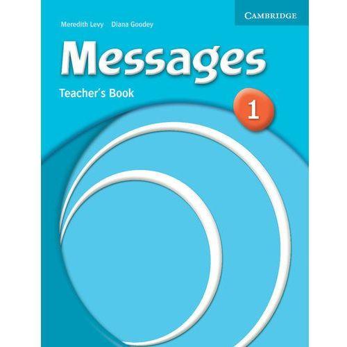 Messages, Level 1, Teacher's Book, oprawa miękka