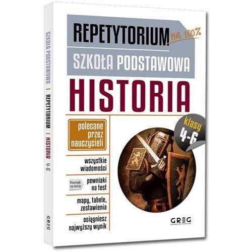 Repetytorium - szkoła podstawowa. Historia, kl. 4-6 - Beata Józków, oprawa miękka