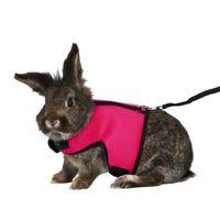 Trixie szelki ze smyczą pełne dla dużych królików (61514)