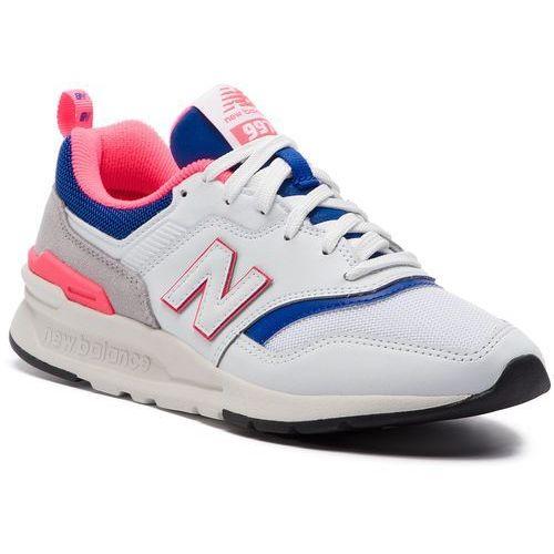 Sneakersy NEW BALANCE - CM997HAJ Biały, kolor biały
