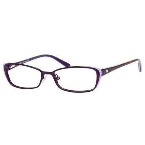 Kate spade Okulary korekcyjne lidia 1s1